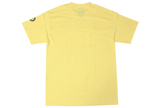 CLASSIC MATERIAL NY ALL FOR THE LOVE T-SHIRTS(YELLOW)