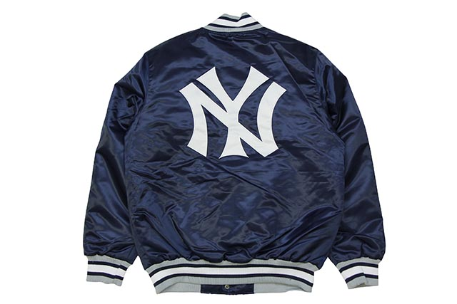 STARTER NEW YORK YANKEES WARM UP JACKET (LS87E680-NYY)