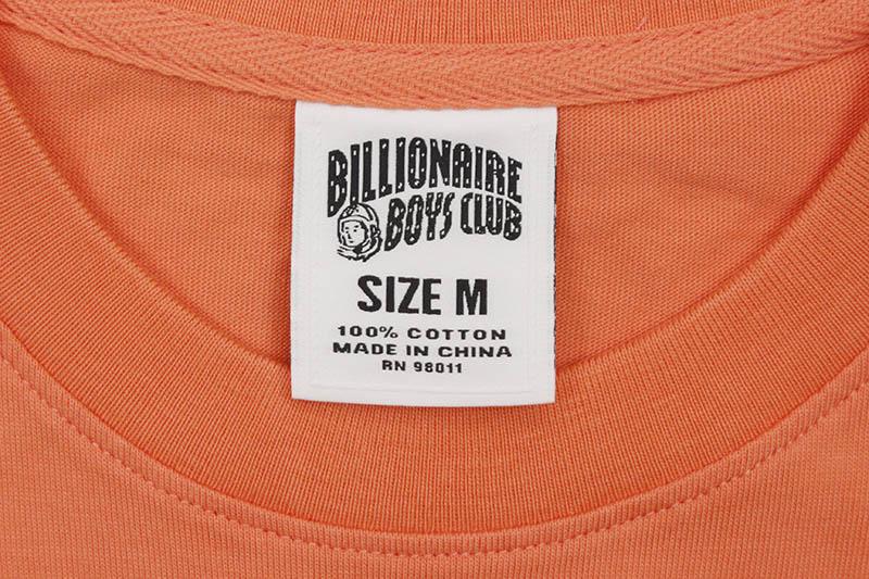 BILLIONAIRE BOYS CLUB BB ARCO SS TEE (811-4204:LIVING CORAL)
