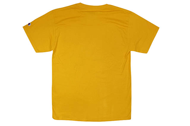 COMMUNITY 54 UP IN SMOKE S/S T-SHIRT (GOLD)