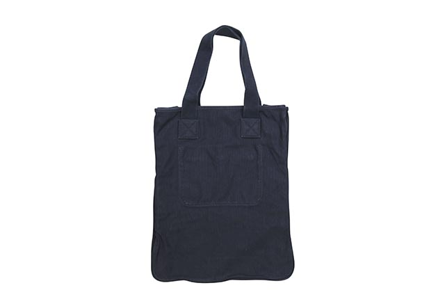 POLO SPORT CANVAS TOTE (405749442001:NAVY)