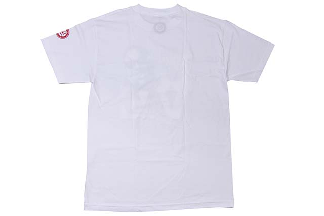 CLASSIC MATERIAL NY SPREAD LOVE T-SHIRTS(WHITE)