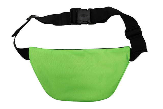 POLO SPORT NYLON WAIST PACK (405789747002:NEON LIME)