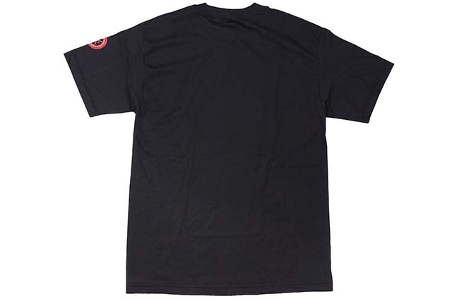 CLASSIC MATERIAL NY SPREAD LOVE T-SHIRTS(BLACK)