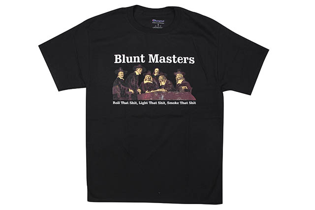 COMMUNITY 54 BLUNT MASTERS S/S T-SHIRT (BLACK)