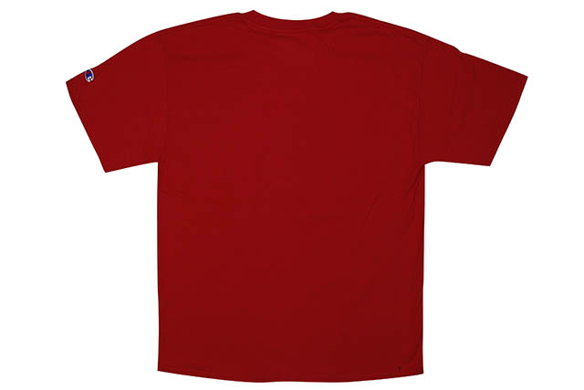 COMMUNITY 54 D-BOY BART S/S T-SHIRT (RED)