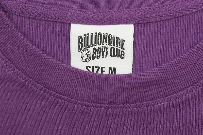 BILLIONAIRE BOYS CLUB APRECTRUM SS TEE (811-3200:AMARANTH PURPLE)