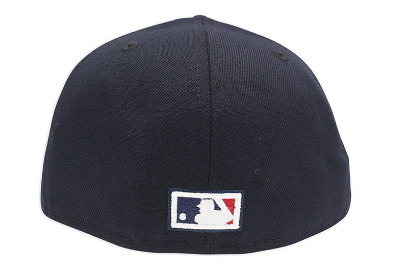 NEW ERA DETROIT TIGERS 59FIFTY FITTED CAP (1984 WORLD SERIES SIDE PATCH/GREY UNDER VISOR/NAVY)