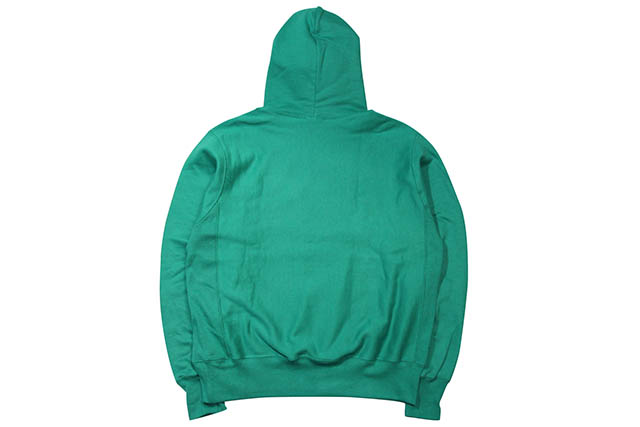 CHAMPION LIFE REVERSE WEAVE PULLOVER HOODIE (KELLY GREEN)