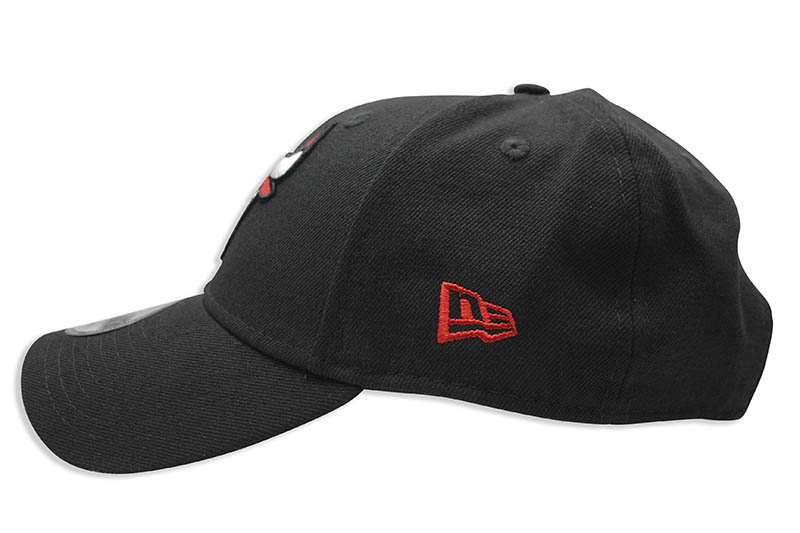 NEW ERA CHICAGO BULLS THE LEAGUE 9FORTY ADJUSTABLE CAP (BLACK)