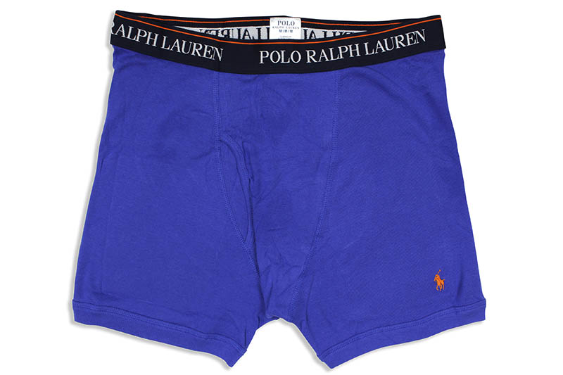 POLO RALPH LAUREN WICKING BOXER BRIEF 3-PACK (RCBBS3/2S1)