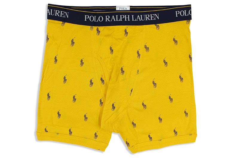 POLO RALPH LAUREN WICKING BOXER BRIEF 3-PACK (RCBBS3/2SL)