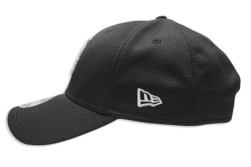 NEW ERA CHICAGO WHITE SOX CLUBHOUSE 9FORTY SNAPBACK CAP (BLACK)