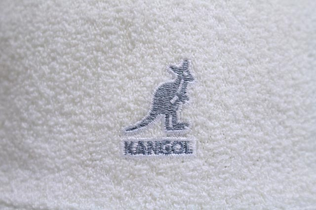 KANGOL BERMUDA CASUAL (0397BC/WH103:WHITE)