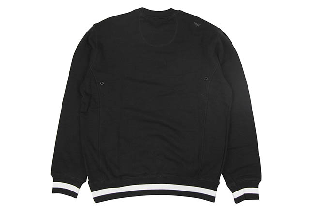 ROC NATION GLIDER ARCH CREWNECK (BLACK)