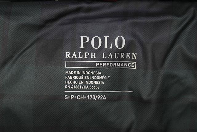 POLO RALPH LAUREN EL CAP DOWN JACKET (710758733002:CRUISE NAVY)