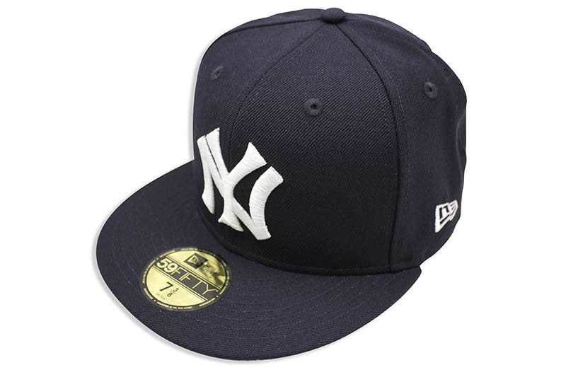 NEW ERA NEW YORK YANKEES 1922 COOPERSTOWN WOOL 59FIFTY FITTED CAP (NAVY)