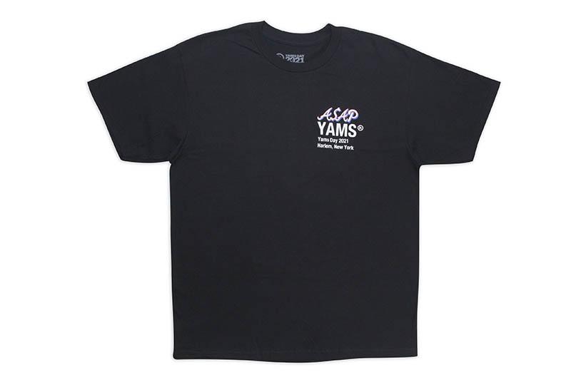 HIDDEN YAMS HIDDEN T-SHIRT (BLACK)