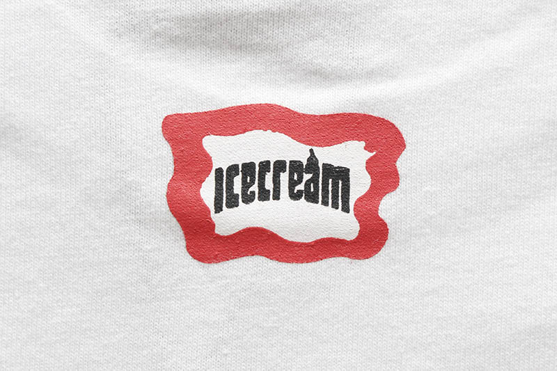ICECREAM DON'T FEAR THE REAPER SS TEE (411-4209:WHITE)