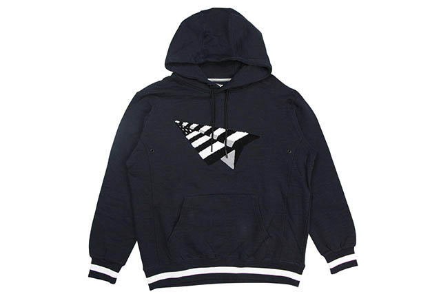 ROC NATION THE ELEVATE PULLOVER HOODIE (BLACK)