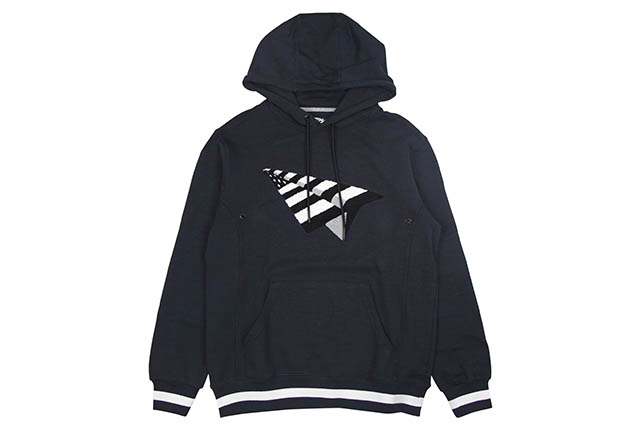 ROC NATION THE ELEVATE PULLOVER HOODIE (NAVY)