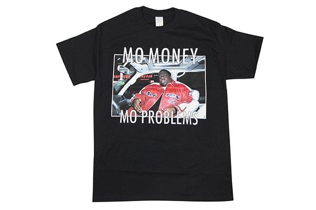 HOMAGE TEES MO MONEY T-SHIRT (BLACK)
