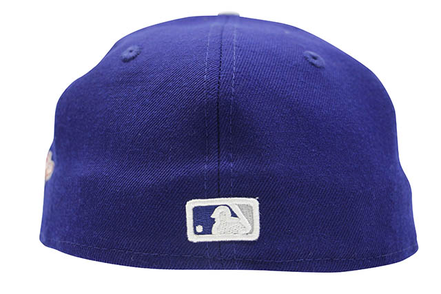 NEW ERA LOS ANGELES DODGERS 59FIFTY FITTED CAP (1988 WORLD SERIES SIDE PATCH/BLUE)