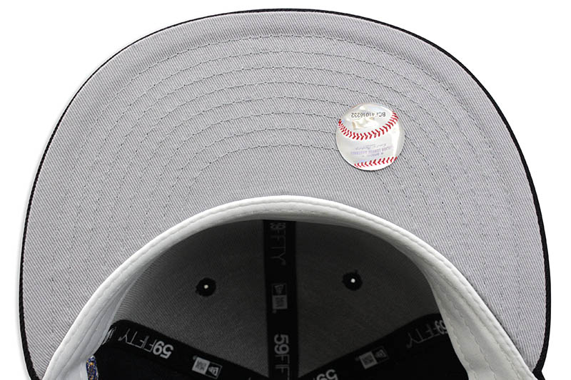 NEW ERA NEW YORK YANKEES 59FIFTY FITTED CAP (1996 WORLD SERIES SIDE PATCH/NAVY)
