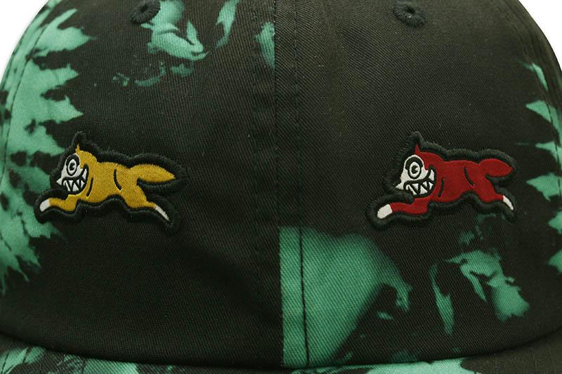 ICECREAM RUBY DAD HAT (411-3801:GREEN)