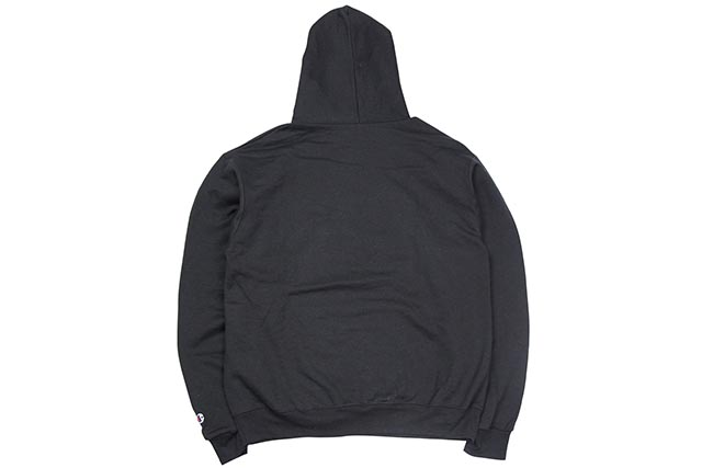 COMMUNITY 54 UP IN SMOKE HOODY (BLACK)