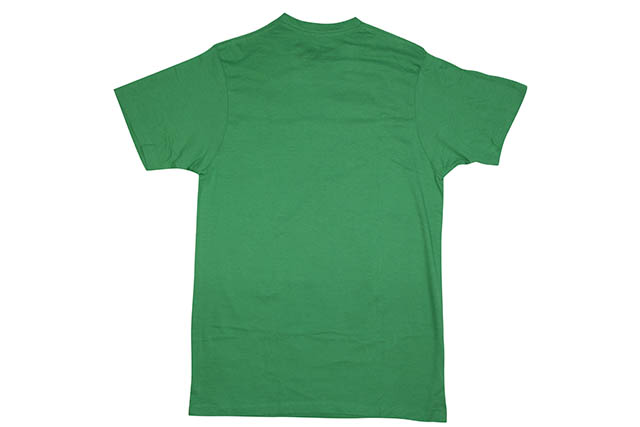 TOO SHORT SHORT DOG'S IN THE HOUSE T-SHIRT (GREEN)