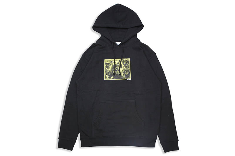 BUTTER GOODS FORGIVE PULLOVER (BLACK)