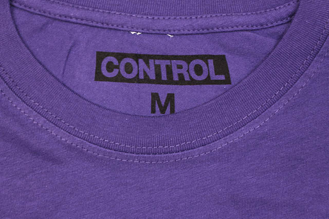 TOO SHORT GET IN WHERE YOU FIT IN T-SHIRT (PURPLE)