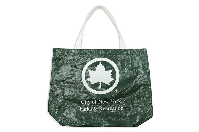 ONLY NY NYC PARKS REUSABLE SHOPPING BAG