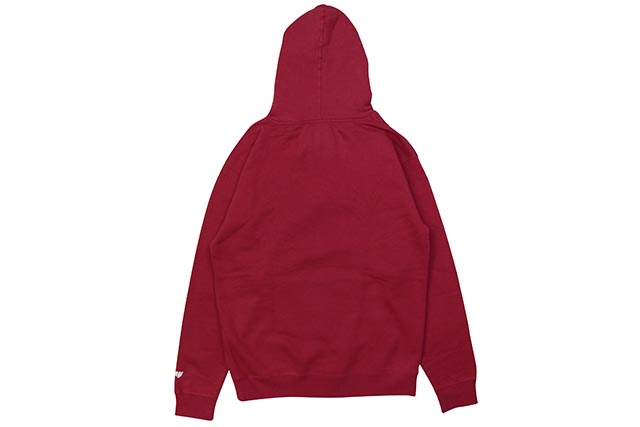 CLASSIC MATERIAL NY WHUT? THEE ALBUM HOODY (REDMAN/RED)