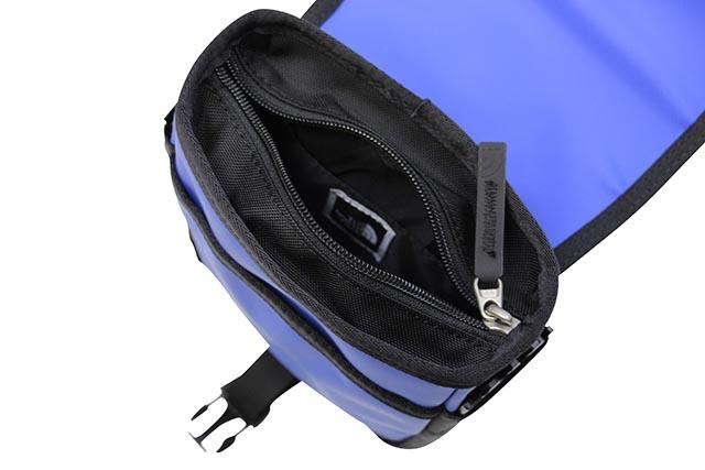 THE NORTH FACE BARDU BAG (TNF BLUE/TNF BLACK)