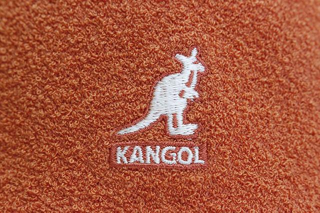KANGOL BERMUDA CASUAL (0397BC/FO787:FIERY ORANGE)