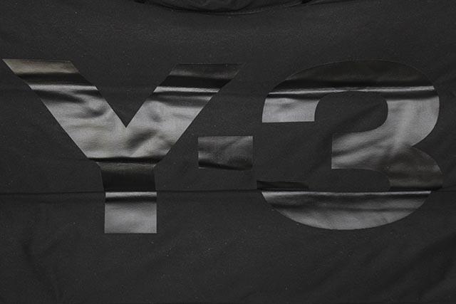 Y-3 SEAMLESS HOODED DOWN JKT(FJ0442:BLACK)