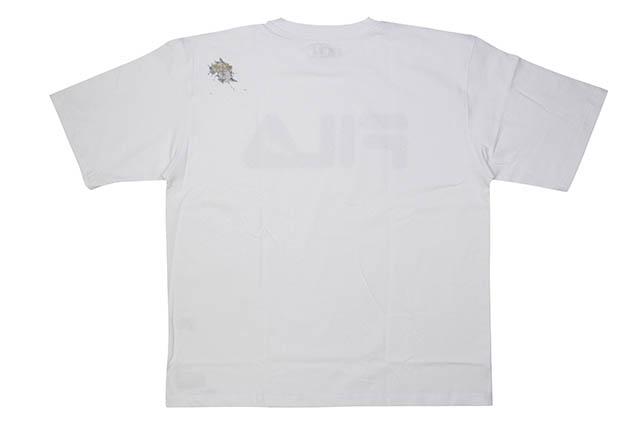 FILA×STAPLE DESIGN T-SHIRTS(WHITE)