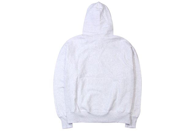 CHAMPION LIFE REVERSE WEAVE PULLOVER HOODIE (SILVER GREY)