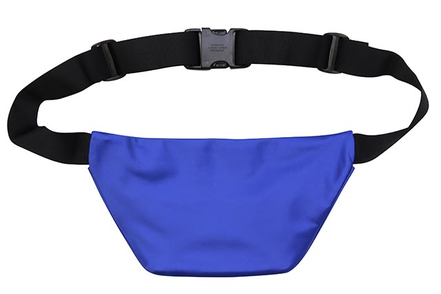 POLO SPORT NYLON WAIST PACK (405749441004:ROYAL)