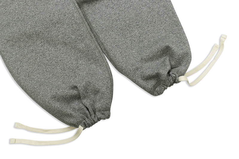 POLO RALPH LAUREN CLASSIC FLEECE PANTS (710548562005:ALASKAN HEATHER)