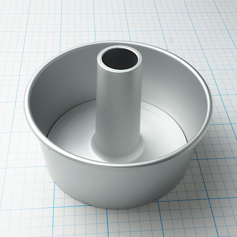 アルミシフォンケーキ型 10cm/14cm/17cm/20cm