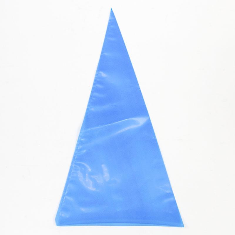 【ホワイトサム】 ワンウェイ2層フィルム絞り袋(100枚入)
