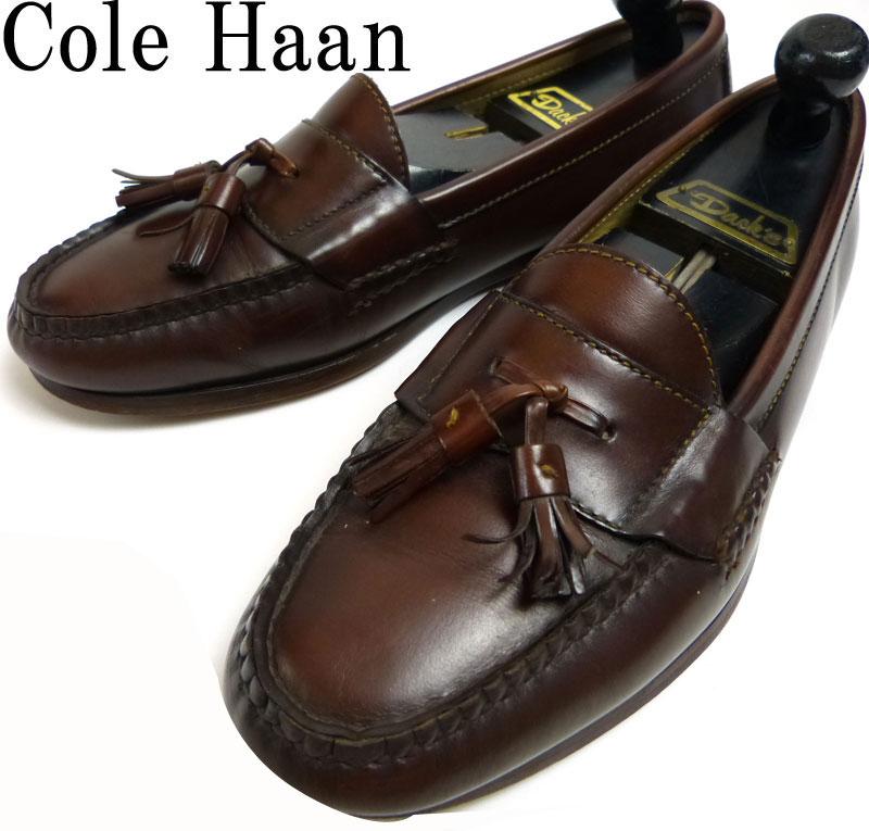 コールハーン COLEHAAN タッセルローファー 9 1/2D(27.5cm相当)( メンズ )(紳士靴)【中古】