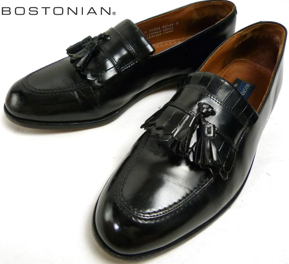 ボストニアン Bostonian Classics キルトタッセルローファー 9 1/2M(27.5cm相当)(メンズ)【中古】