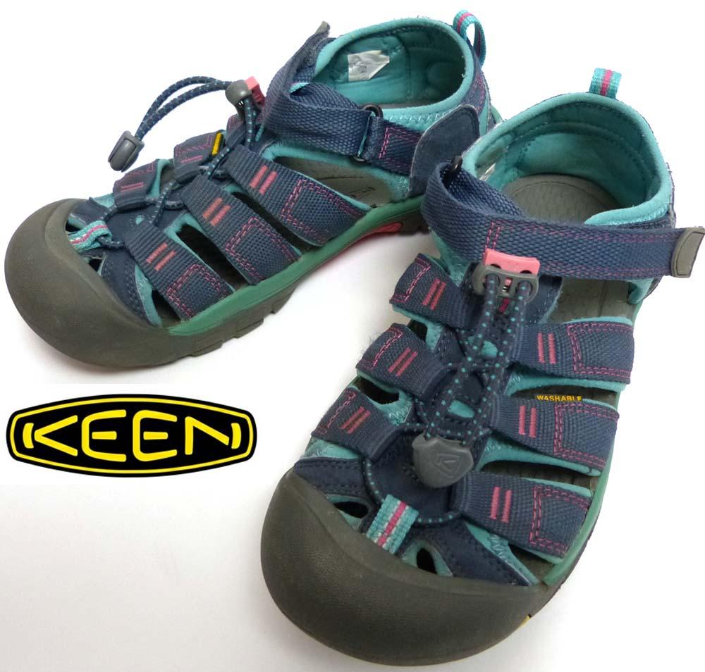 KEEN キーン アウトドアサンダル US3(22cm相当)(レディース)【中古】