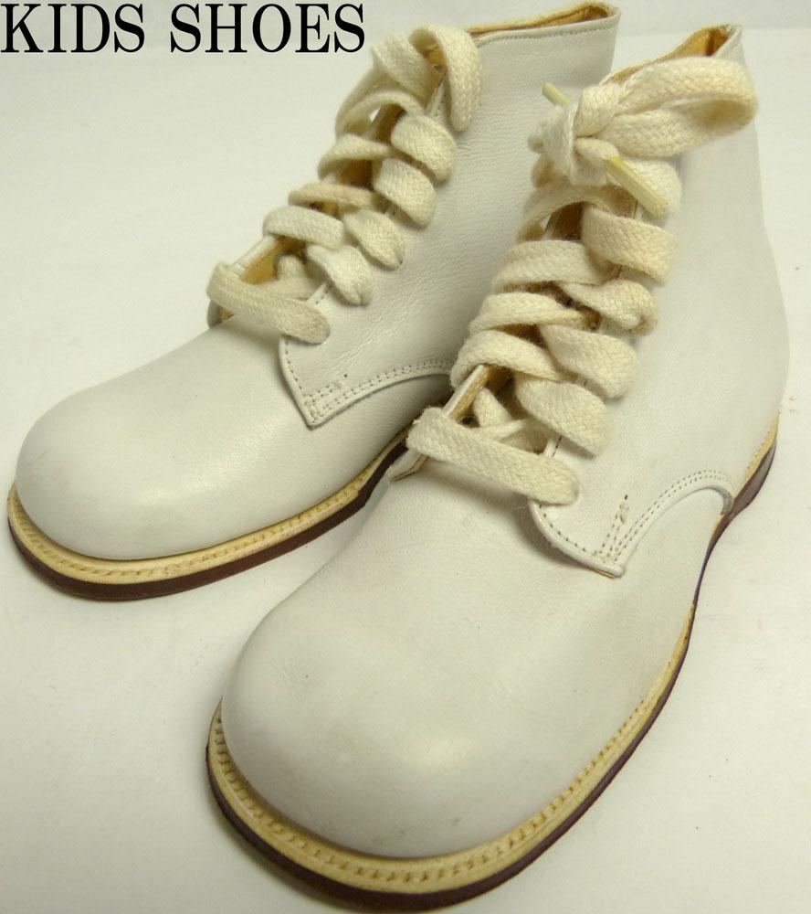 キッズ用 1950−60s prowell shoes ブーツ 9(16−16.5cm相当)(キッズ/ベイビー)(デッドストック)【中古】
