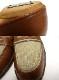 イタリア製 COLE HAAN コールハーン 2トーン コイン(ペニー)ローファー 7D(25cm相当)(メンズ)【中古】