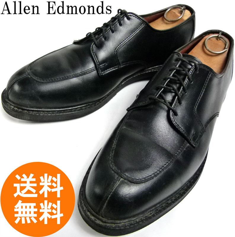 アレンエドモンズ AllenEdmondsd Uチップシューズ 8D(26cm相当)( メンズ )【中古】